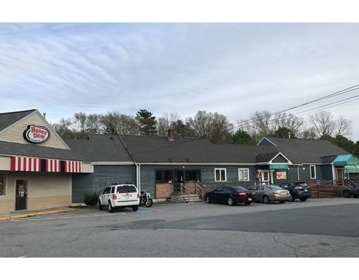 商用 为 销售 在 1285 Broadway Raynham, 马萨诸塞州 02767 美国