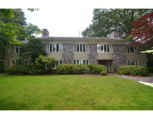 Single Family Home for Sale at 2 Oldham Road Arlington, Massachusetts 02474 United States