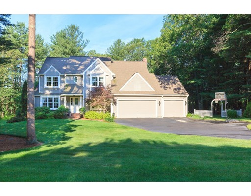 Single Family Home for Sale at 42 Potash Road Mansfield, Massachusetts 02048 United States