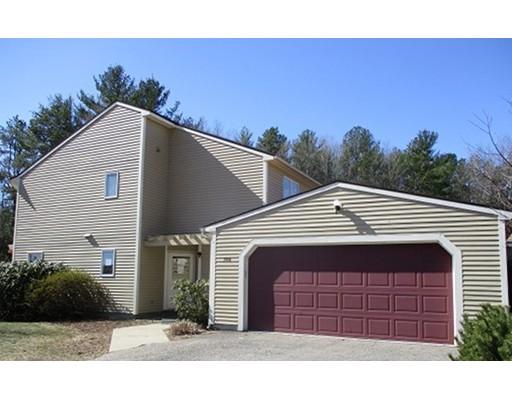 共管式独立产权公寓 为 销售 在 506 Lakeside Circle 布鲁克菲尔德, 马萨诸塞州 01506 美国