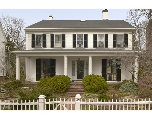 Multi-Family Home for Sale at 29 Follen Street Cambridge, 02138 United States
