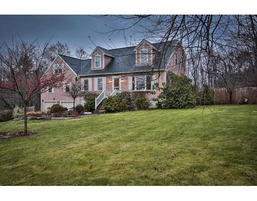 独户住宅 为 销售 在 5 Unicorn Circle Amesbury, 01913 美国