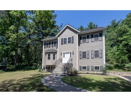 واحد منزل الأسرة للـ Sale في 260 Walnut Street Saugus, Massachusetts 01906 United States