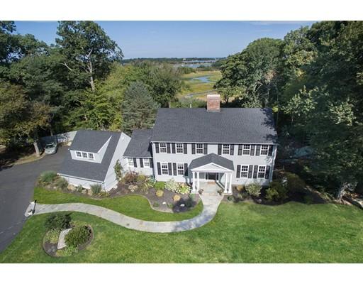 独户住宅 为 销售 在 160 Indian Trail 斯基尤特, 马萨诸塞州 02066 美国