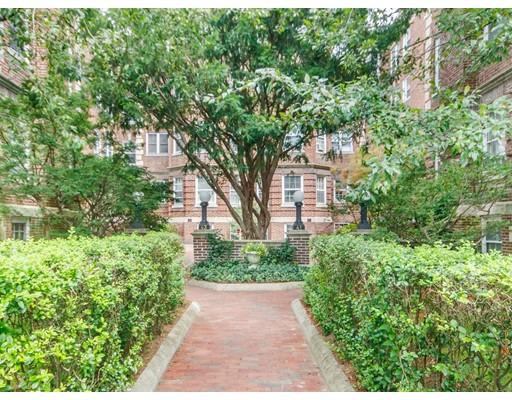 Single Family Home for Rent at 43 Linnaean Street Cambridge, Massachusetts 02138 United States