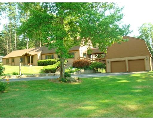 Частный односемейный дом для того Продажа на 12 Forest Park Drive Lakeville, Массачусетс 02347 Соединенные Штаты