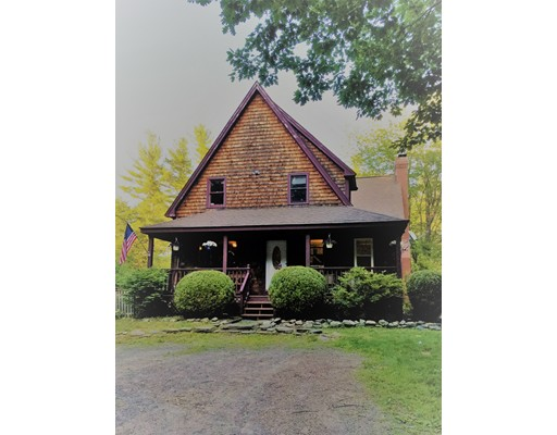 واحد منزل الأسرة للـ Sale في 47 Laurel Lake 47 Laurel Lake Royalston, Massachusetts 01368 United States