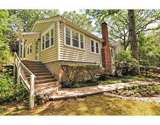 Single Family Home for Sale at 14 Durant Road Natick, Massachusetts 01760 United States