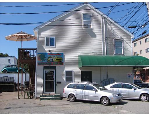 Commercial pour l Vente à 98 Foster Street Peabody, Massachusetts 01960 États-Unis