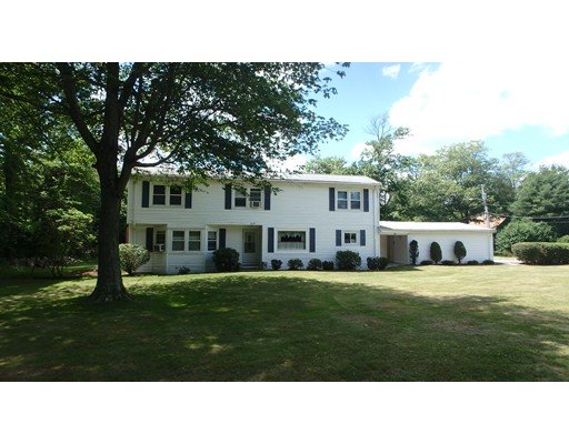 Single Family Home for Sale at 419 Plymouth Street Holbrook, Massachusetts 02343 United States