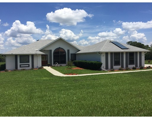 Single Family Home for Sale at 1091 Hartford Street 1091 Hartford Street Hernando, Florida 34442 United States