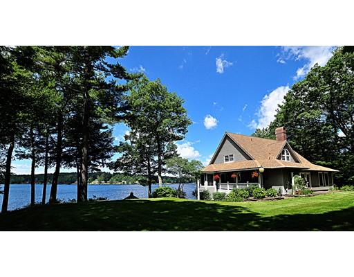 Casa Unifamiliar por un Venta en 143 Vine Street Otis, Massachusetts 01253 Estados Unidos