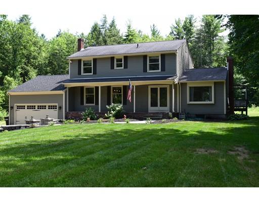 Maison unifamiliale pour l Vente à 31 Colby Road 31 Colby Road Kingston, New Hampshire 03848 États-Unis
