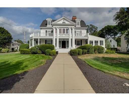 Single Family Home for Sale at 97 Bellevue Avenue Melrose, Massachusetts 02176 United States