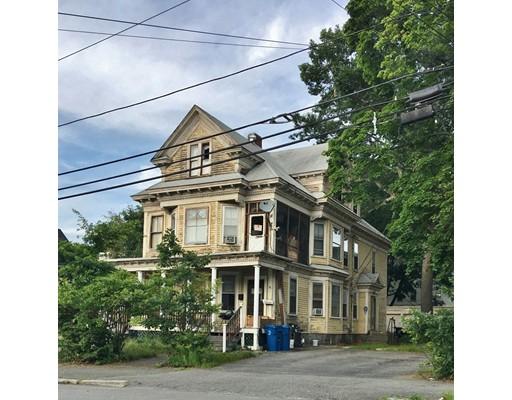 多户住宅 为 销售 在 54 Osgood Street 54 Osgood Street Lawrence, 马萨诸塞州 01843 美国