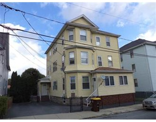 Single Family Home for Rent at 30 LAFAYETTE Street Fall River, Massachusetts 02723 United States