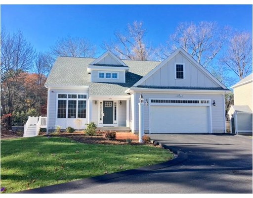 Single Family Home for Sale at 67 County Street Dover, Massachusetts 02030 United States