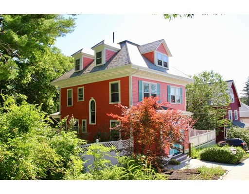 Single Family Home for Sale at 137 Marshall Street Watertown, Massachusetts 02472 United States