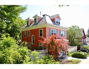 137 Marshall St  is a similar property to 64 Russell Ave  Watertown Ma
