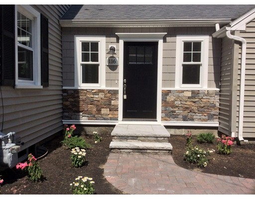 Single Family Home for Sale at 116 School Street Chelmsford, Massachusetts 01824 United States
