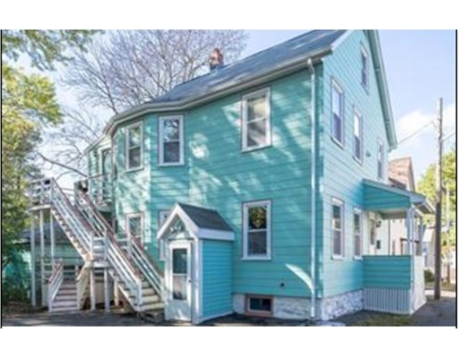Single Family Home for Rent at 7 Lowell Terrace Malden, Massachusetts 02148 United States