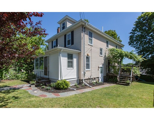 Single Family Home for Sale at 100 Eastern Avenue Woburn, Massachusetts 01801 United States