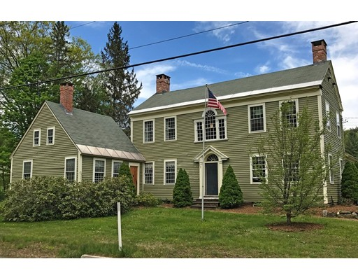 Casa Unifamiliar por un Venta en 468 Ashfield Road 468 Ashfield Road Conway, Massachusetts 01341 Estados Unidos