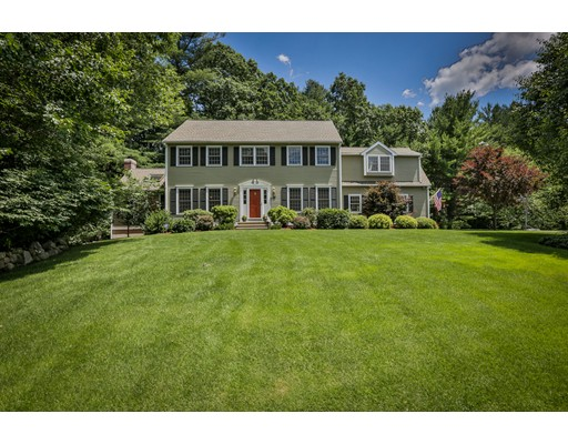 Single Family Home for Sale at 12 Wilson Farm Road Westford, Massachusetts 01886 United States