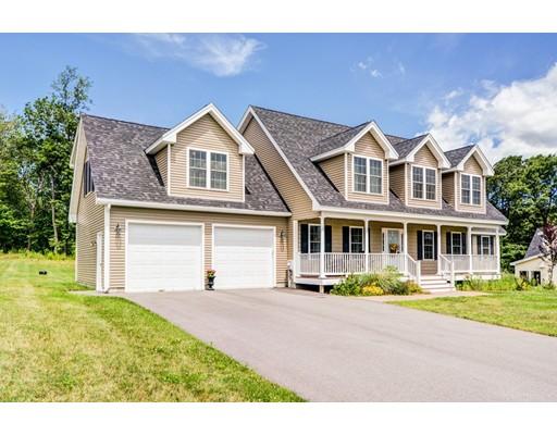 Single Family Home for Sale at 9 Nass Farm Road Leominster, Massachusetts 01453 United States