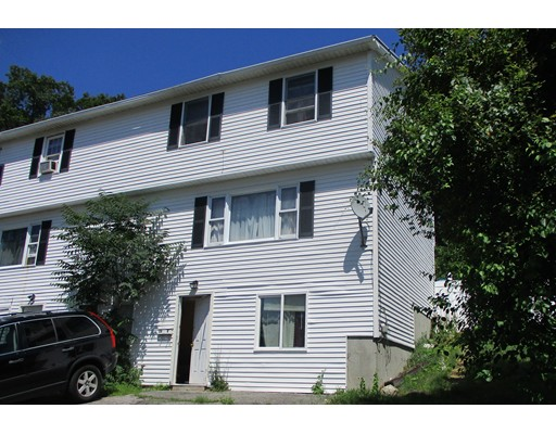 Single Family Home for Rent at 124 Brooks Street Worcester, Massachusetts 01606 United States