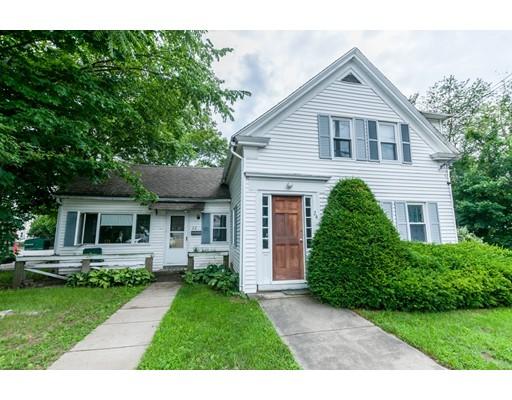 Multi-Family Home for Sale at 22 Summer Street Ashland, Massachusetts 01721 United States