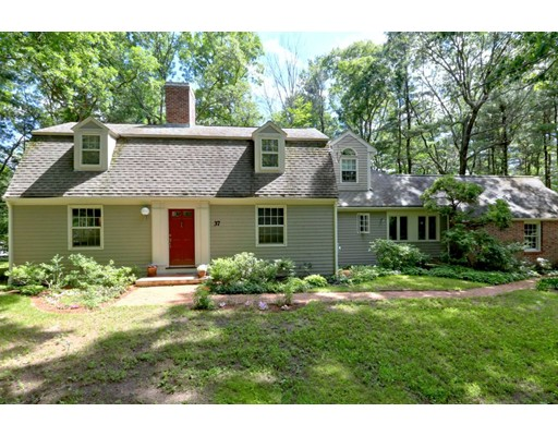 37 High Rock Road, Wayland, MA 01778