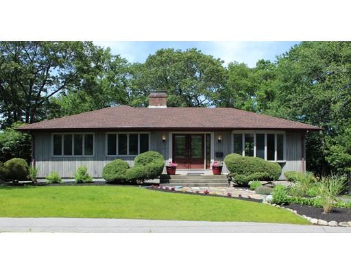 独户住宅 为 销售 在 56 Maplewood Terrace Braintree, 马萨诸塞州 02184 美国