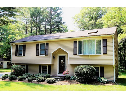 Single Family Home for Sale at 23 Tide Meadows Drive Berkley, Massachusetts 02779 United States