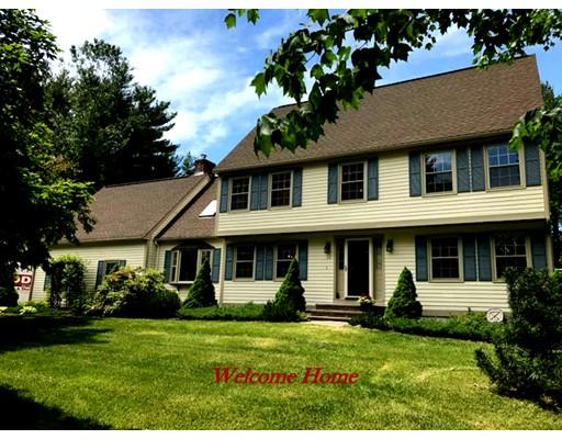 واحد منزل الأسرة للـ Sale في 34 Merrymeeting Drive Merrimack, New Hampshire 03054 United States
