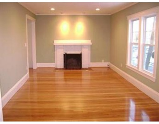 Single Family Home for Rent at 7 Claflin Street Belmont, Massachusetts 02478 United States