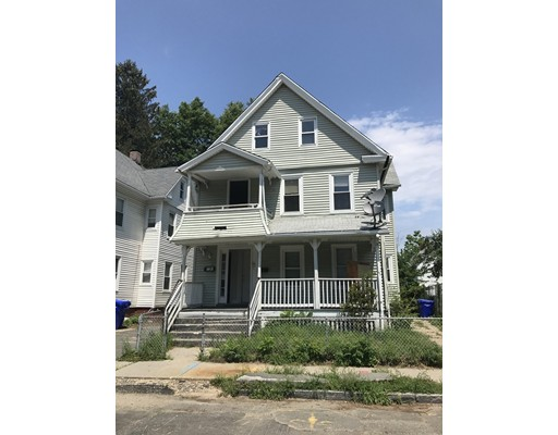 166 Quincy St., Springfield, MA 01109