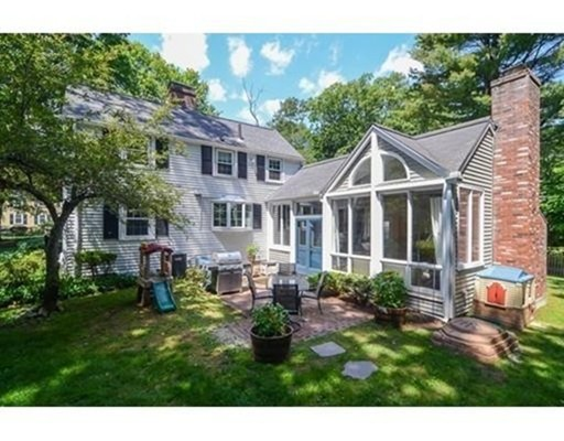Single Family Home for Rent at 57 Sheridan Road Wellesley, Massachusetts 02481 United States