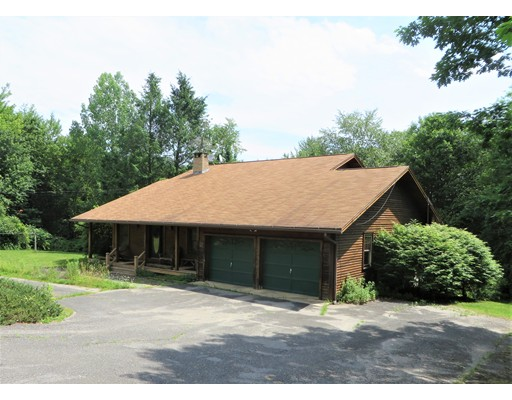 Single Family Home for Sale at 467 Huckle Hill Road Bernardston, Massachusetts 01337 United States