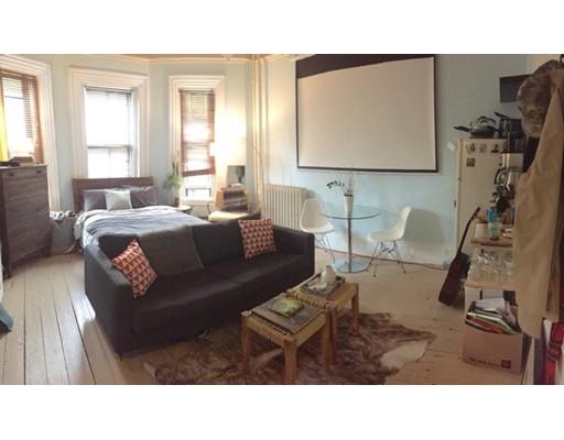 Single Family Home for Rent at 32 Appleton Boston, Massachusetts 02116 United States