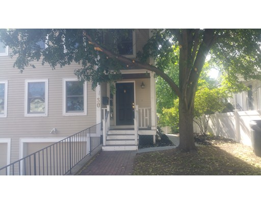 Condominium for Sale at 30 Hillside Road Watertown, Massachusetts 02472 United States