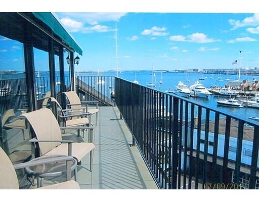 独户住宅 为 出租 在 65 Commercial Wharf 波士顿, 马萨诸塞州 02110 美国