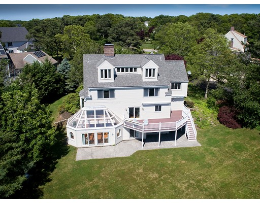 Частный односемейный дом для того Аренда на 11 Bay Cliff Circle #11 11 Bay Cliff Circle #11 Plymouth, Массачусетс 02360 Соединенные Штаты