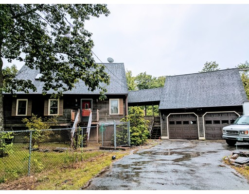 Single Family Home for Sale at 138 Stowell Road New Ipswich, New Hampshire 03071 United States
