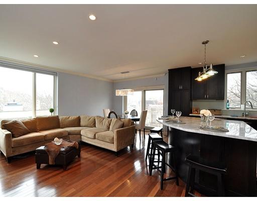 Casa Unifamiliar por un Alquiler en 216 Saint Paul Street Brookline, Massachusetts 02446 Estados Unidos