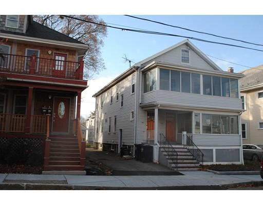 Casa Unifamiliar por un Alquiler en 24 copley street Cambridge, Massachusetts 02138 Estados Unidos