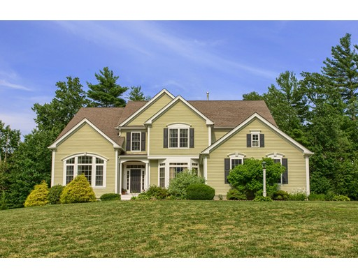 Single Family Home for Sale at 8 Canterbury Hill Road Acton, Massachusetts 01720 United States
