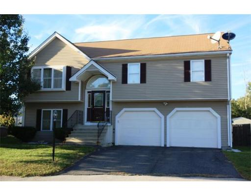 Single Family Home for Rent at 13 Matteo Street Worcester, Massachusetts 01606 United States
