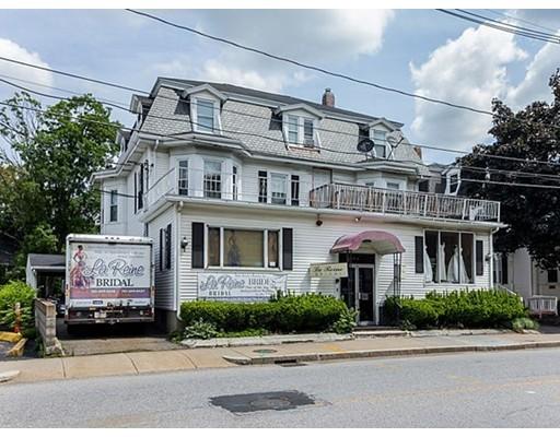 Casa Multifamiliar por un Venta en 20 High Street Waltham, Massachusetts 02453 Estados Unidos