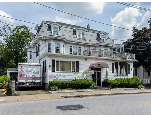 Multi-Family Home for Sale at 20 High Street Waltham, Massachusetts 02453 United States